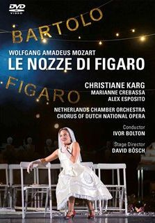 Review of MOZART Le Nozze di Figaro (Bolton)