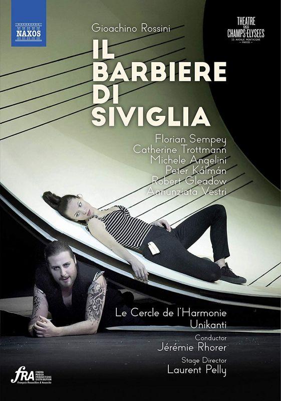 2 110592. ROSSINI Il barbiere di Siviglia (Rhorer)