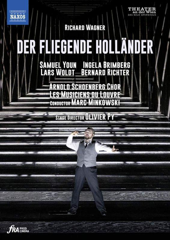 Review of WAGNER Der fliegende Holländer (Minkowski)