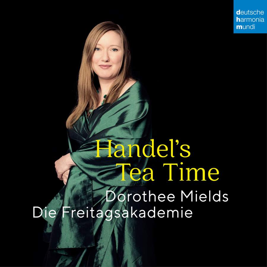 Review of Dorothee Mields: Handel's Tea Time