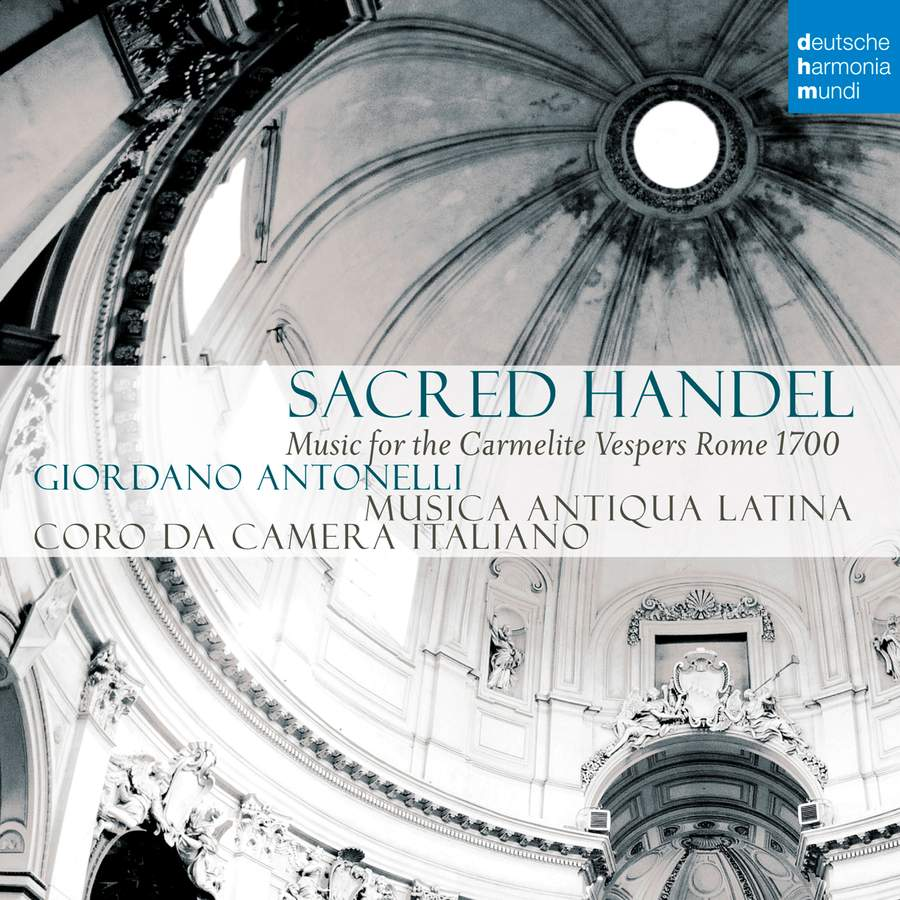 Review of HANDEL Music for the Carmelite Vespers