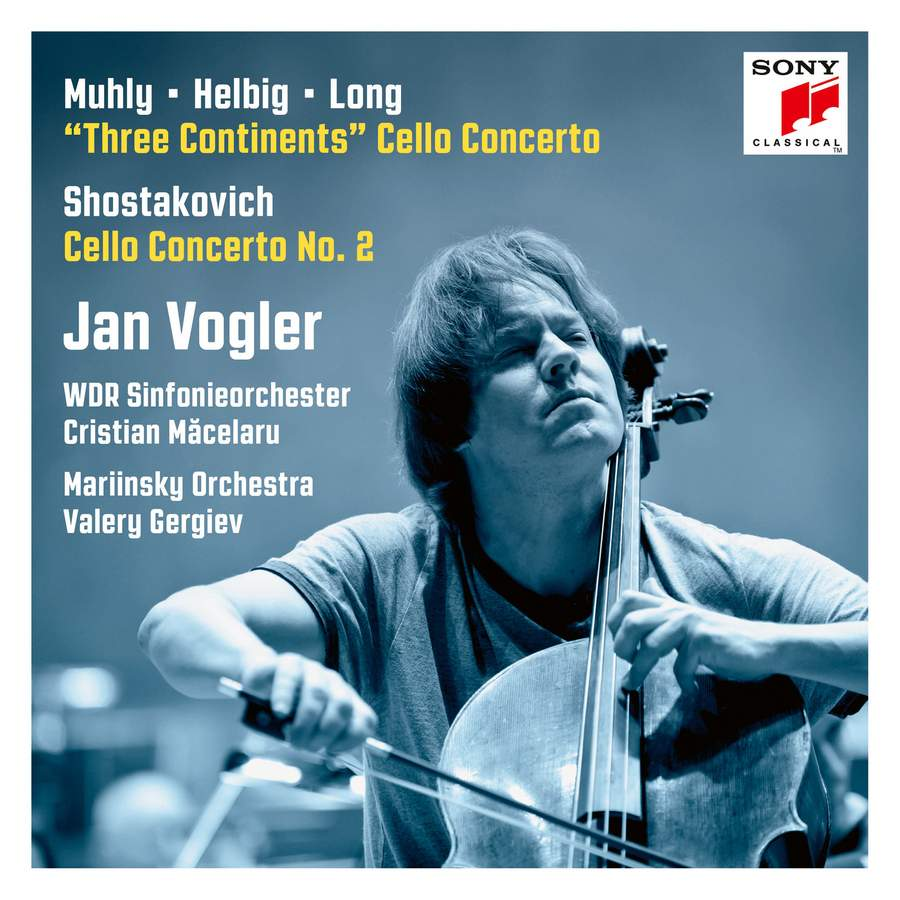 Review of SHOSTAKOVICH Cello Concerto No 2 (Jan Vogler)