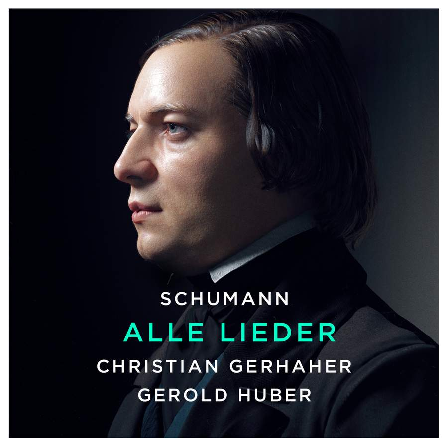 Review of SCHUMANN Complete Songs (Christian Gerhaher )
