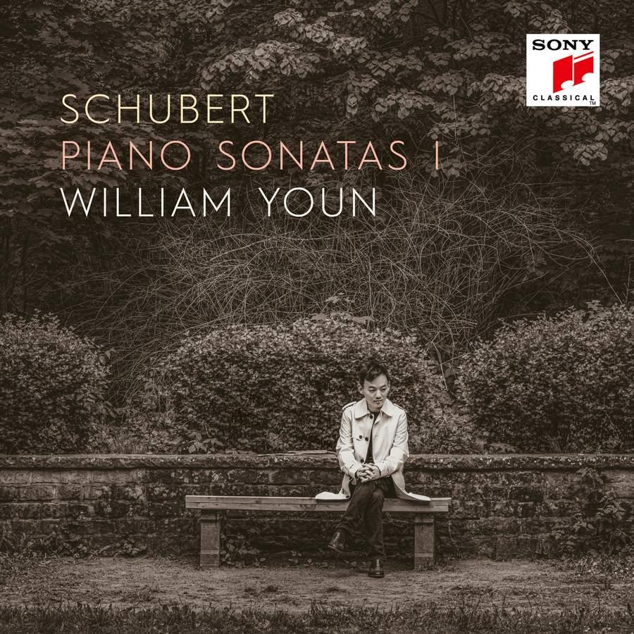 Review of SCHUBERT Piano Sonatas (William Youn)