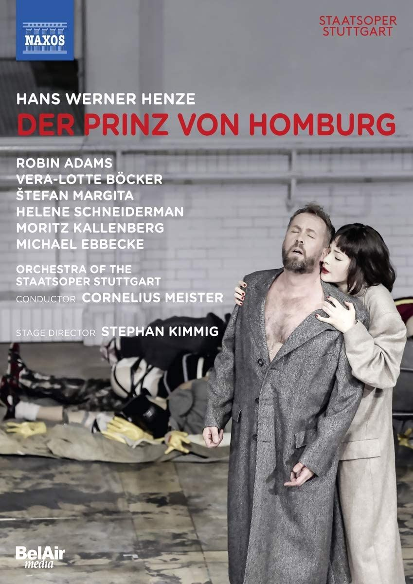 Review of HENZE Der Prinz von Homburg (Meister)