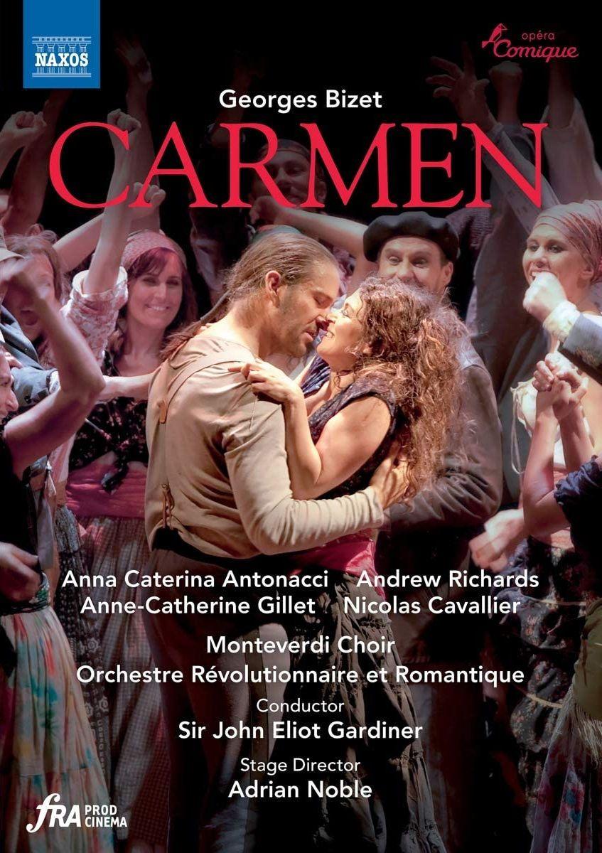 Review of BIZET Carmen (Gardiner)