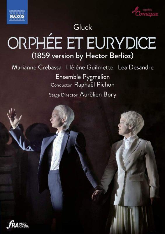 Review of GLUCK Orphée et Eurydice (Pichon. Bicket)