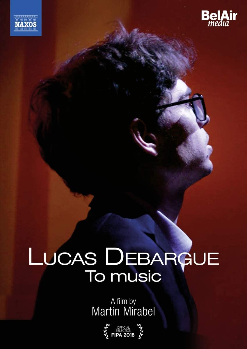 Review of Lucas Debargue: To music