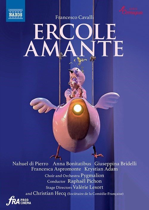 Review of CAVALLI Ercole Amante (Pichon)