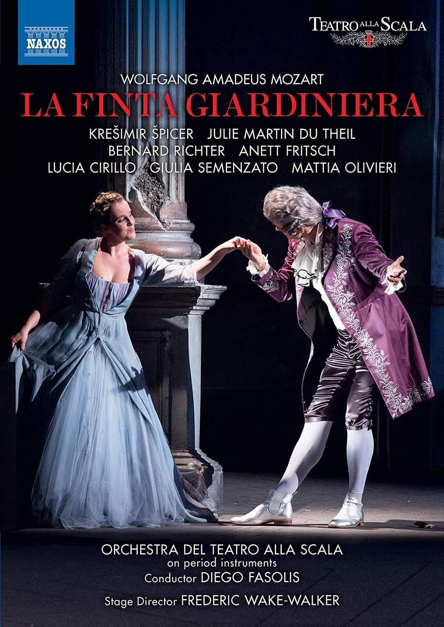 Review of MOZART La finta Giardiniera (Fasolis)