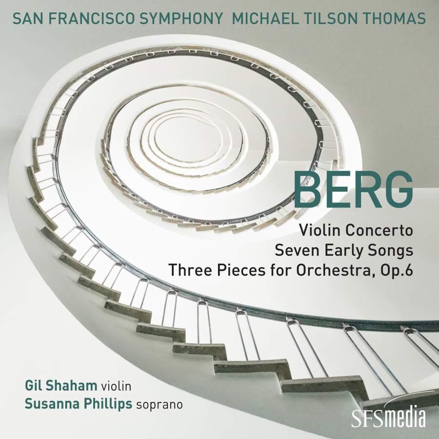 Review of BERG Violin Concerto (Gil Shaham)