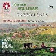 Review of SULLIVAN Haddon Hall FORD Mr Jericho (Andrews)