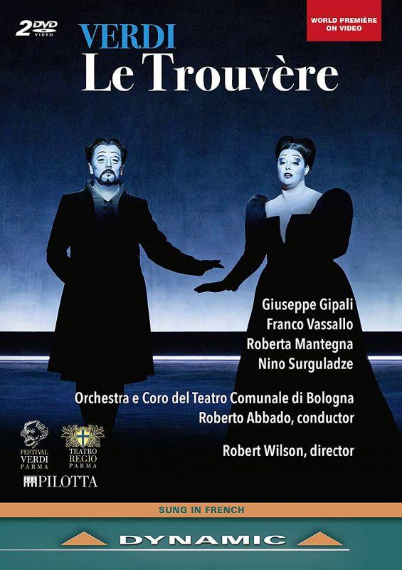Review of VERDI Le trouvère (Abbado)