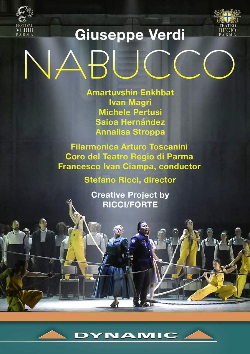 Review of VERDI Nabucco (Ciampa)
