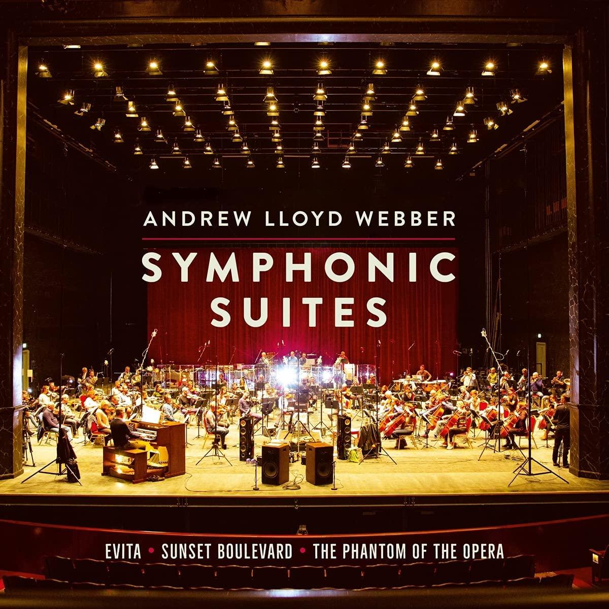 Review of A LLOYD WEBBER 'Symphonic Suites'
