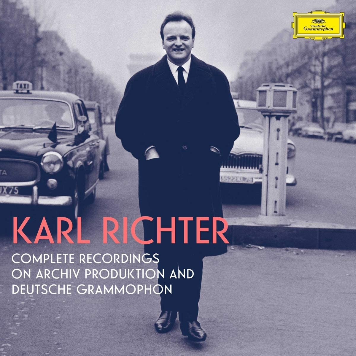 Review of Karl Richter : Complete Recordings on Archiv Produktion and Deutsche Grammophon (97 CDs)
