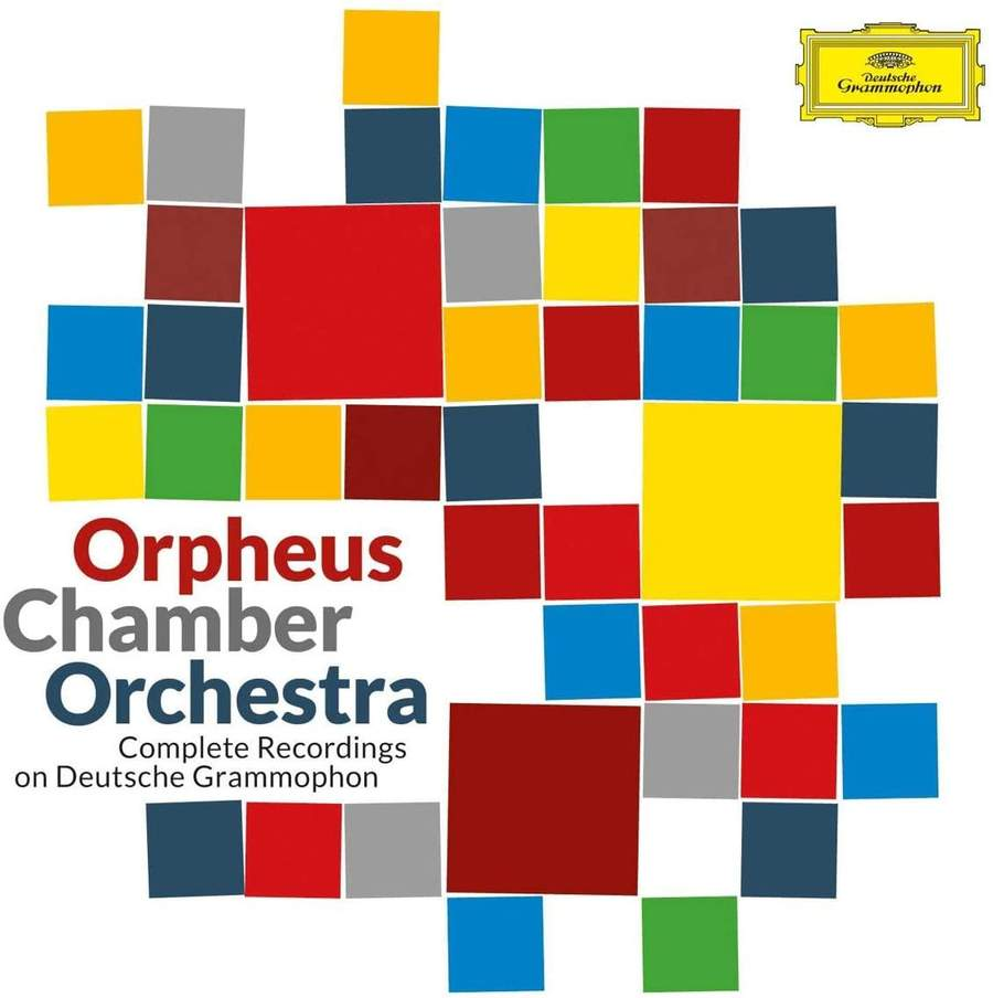 Review of Orpheus Chamber Orchestra: The Complete Recordings On Deutsche Grammophon