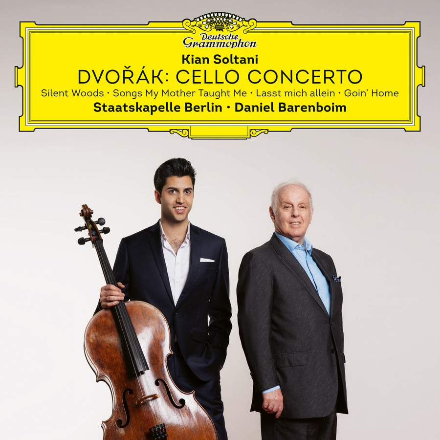 Review of DVOŘÁK Cello Concerto (Kian Soltani)