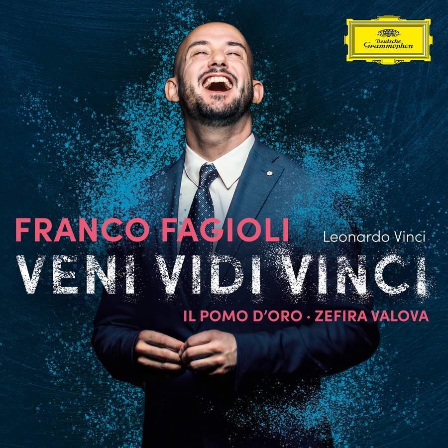 Review of Franco Fagioli: Veni, Vidi, Vinci