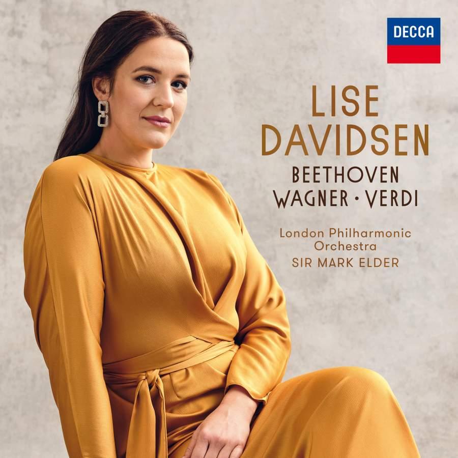 Review of Lise Davidsen: Beethoven, Wagner, Verdi