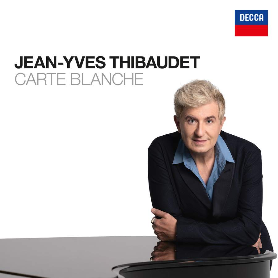 Review of Jean-Yves Thibaudet: Carte Blanche