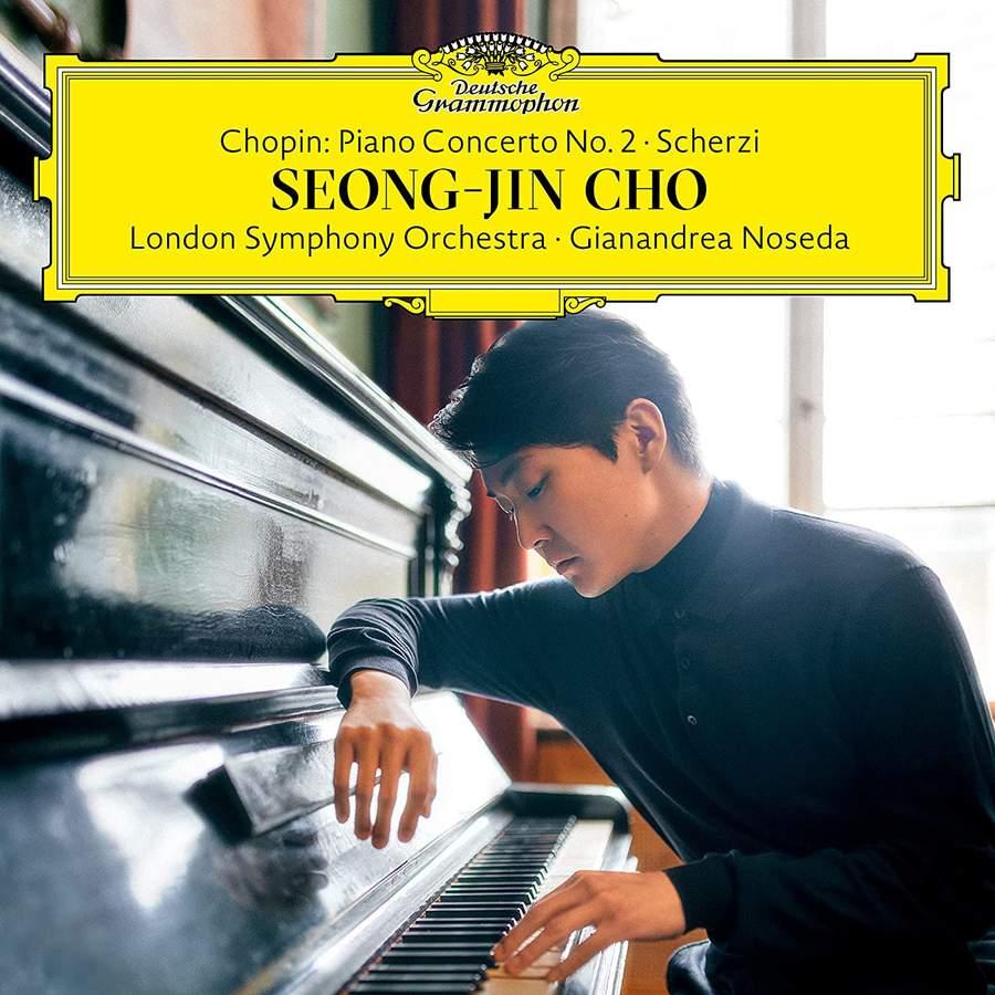 Review of CHOPIN Piano Concerto No 2. Four Scherzos (Seong-Jin Cho)
