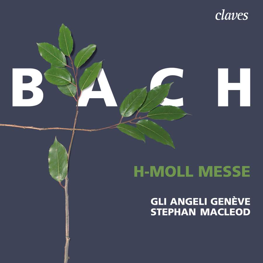Review of JS BACH Mass in B minor (MacLeod)
