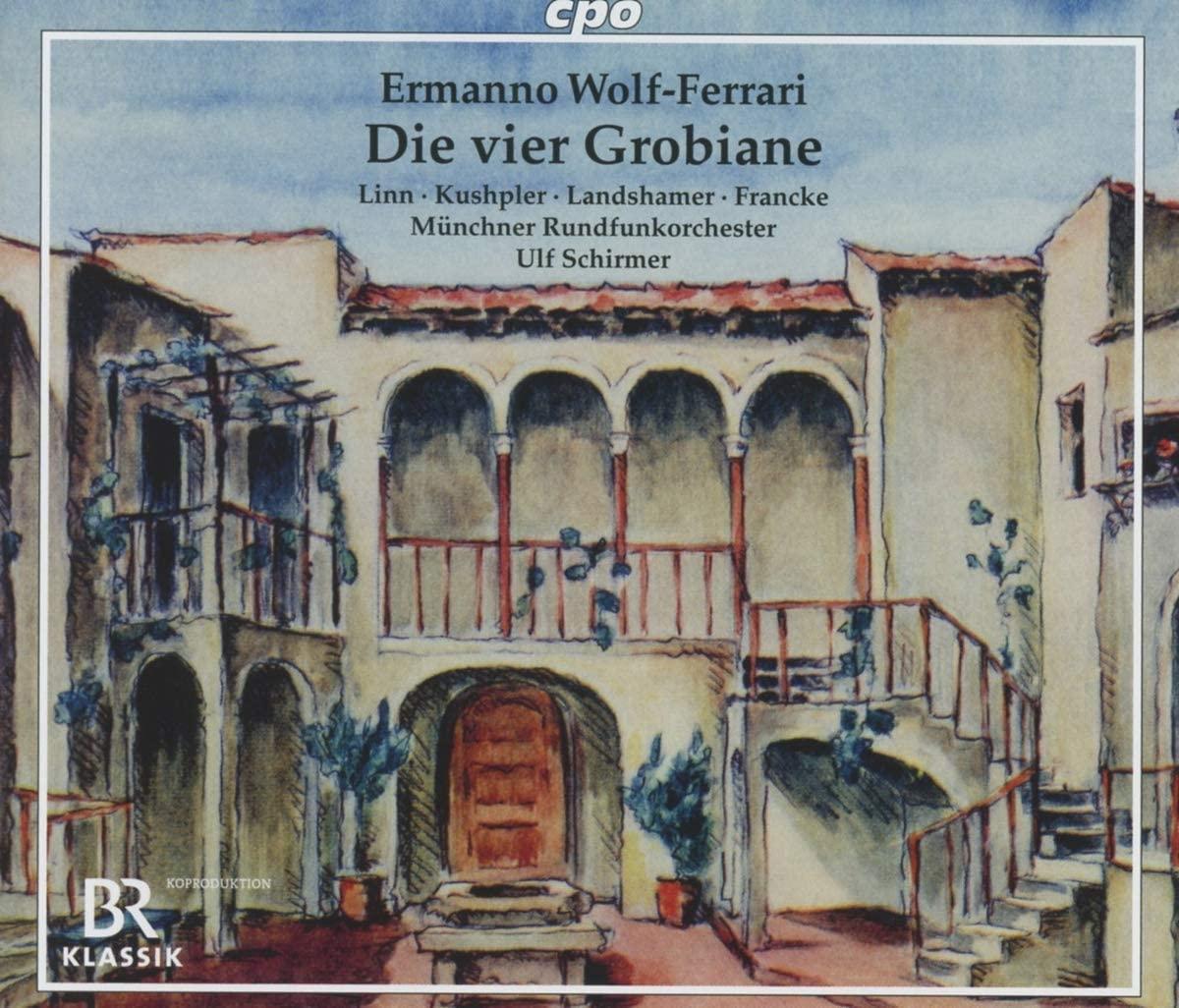 Review of WOLF-FERRARI Die vier Grobiane (Schirmer)