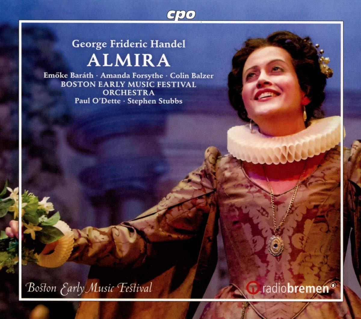 Review of HANDEL Almira (O'Dette & Stubbs)