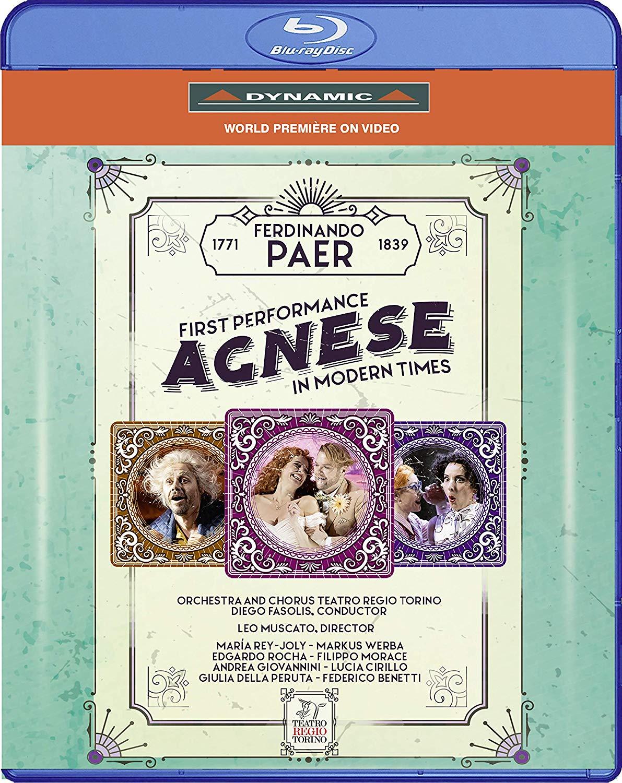 Review of PAER Agnese (Fasolis)