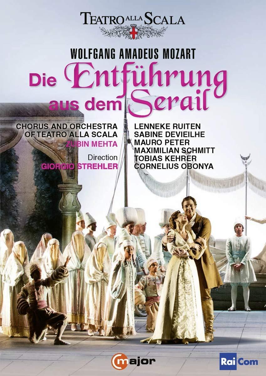 Review of MOZART Die Entführung aus dem Serail (Mehta)