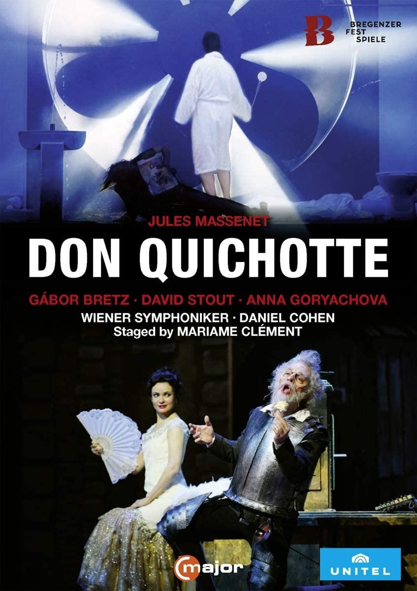 Review of MASSENET Don Quichotte (Cohen)