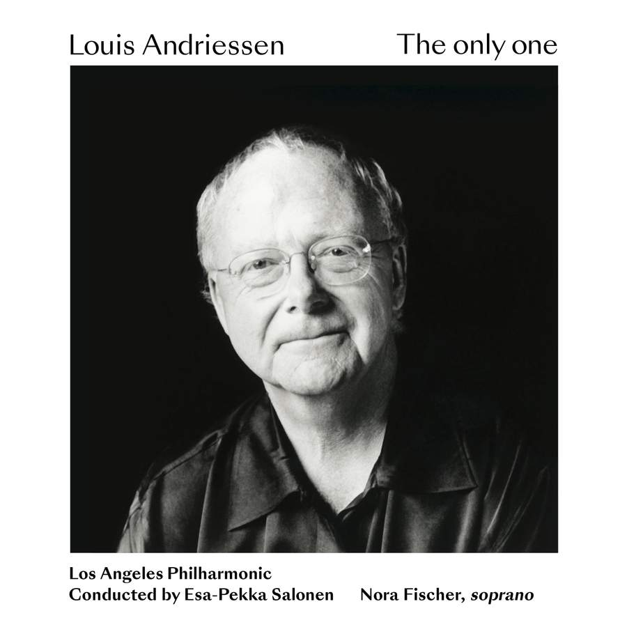 Review of ANDRIESSEN The Only One (Salonen)