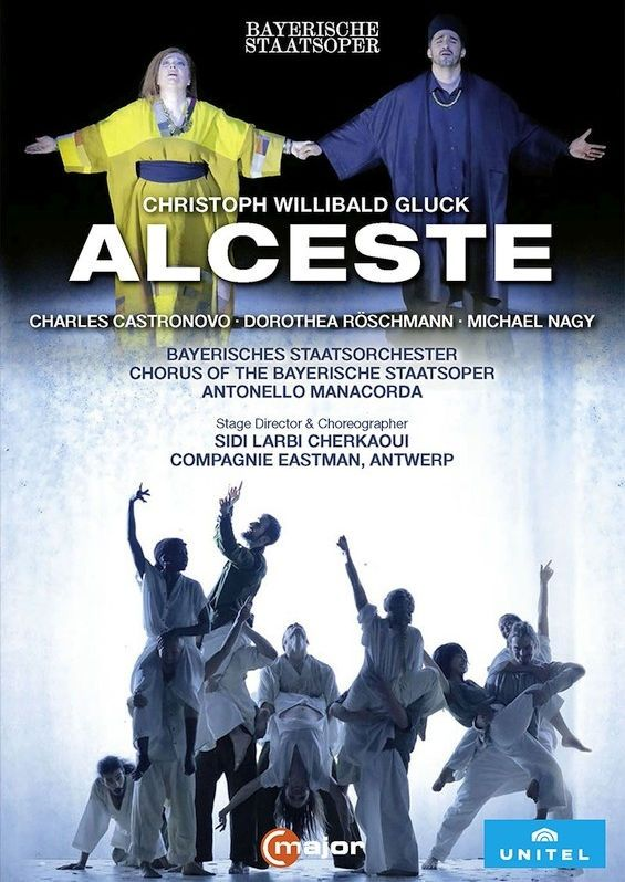 Review of GLUCK Alceste (Manacorda)