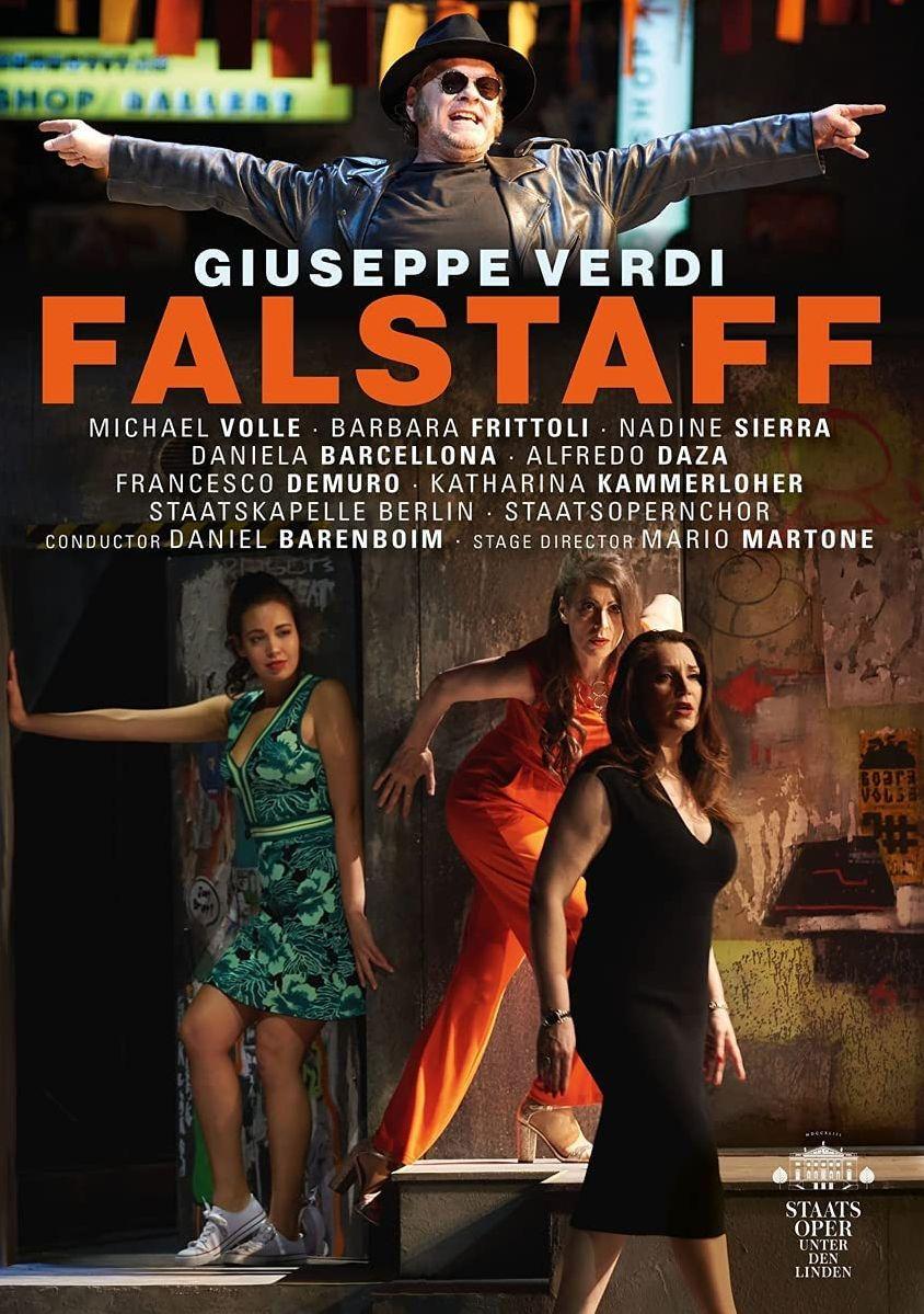 Review of VERDI Falstaff (Barenboim)