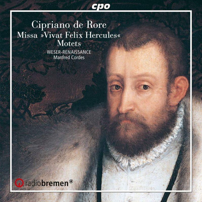 Review of RORE Missa Vivat Felix Hercules. Motets