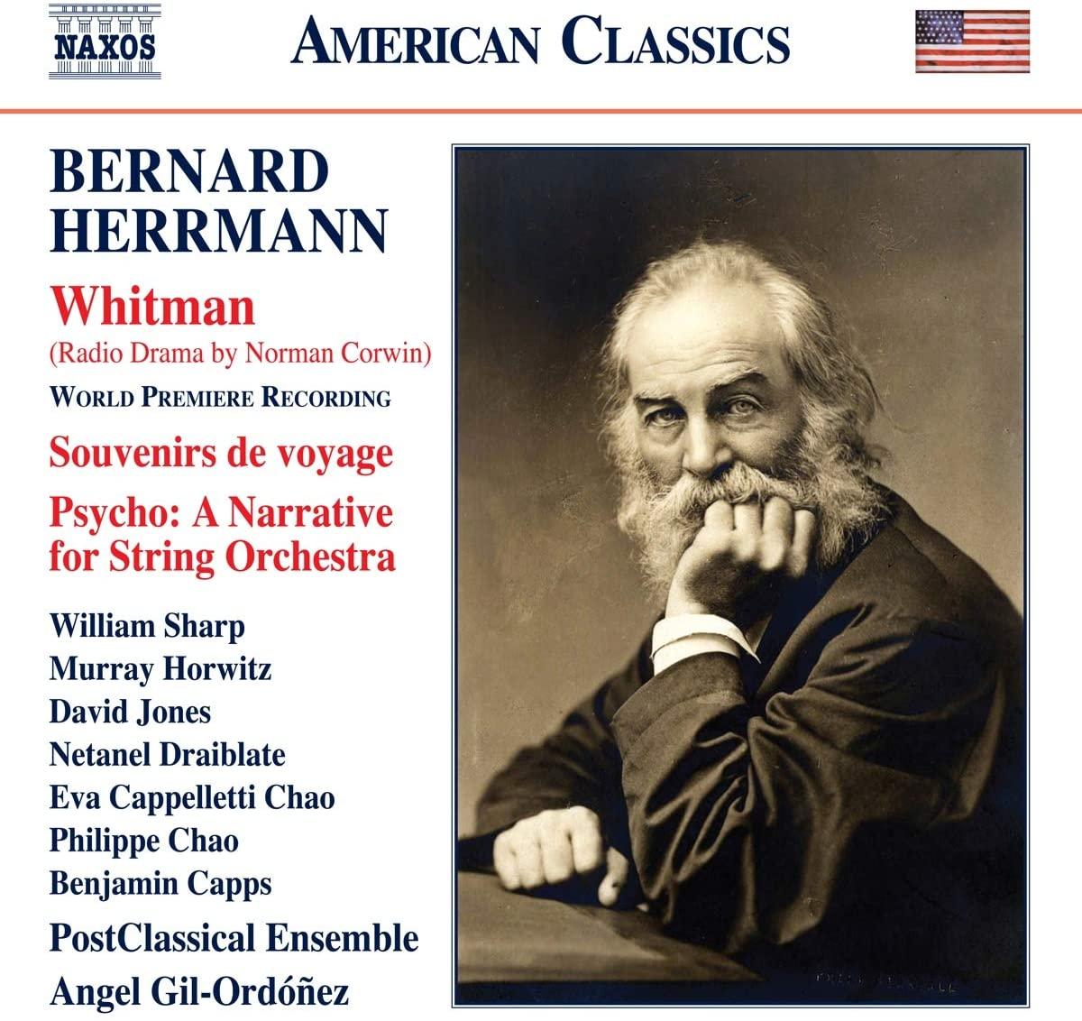 Review of HERMANN Whitman. Psycho