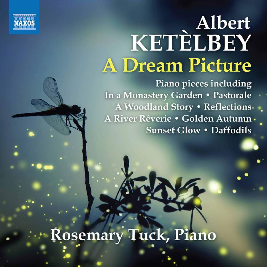 Review of KATÈLBEY 'A Dream Picture' (Rosemary Tuck)