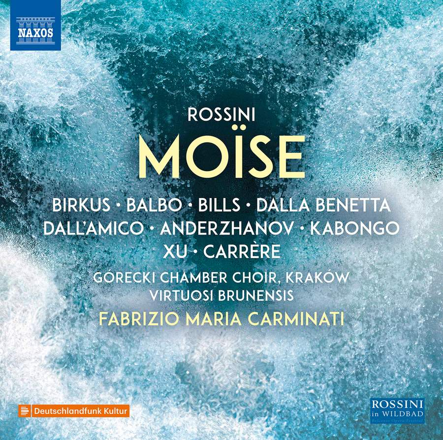 Review of ROSSINI Moïse et Pharaon (Carminati)