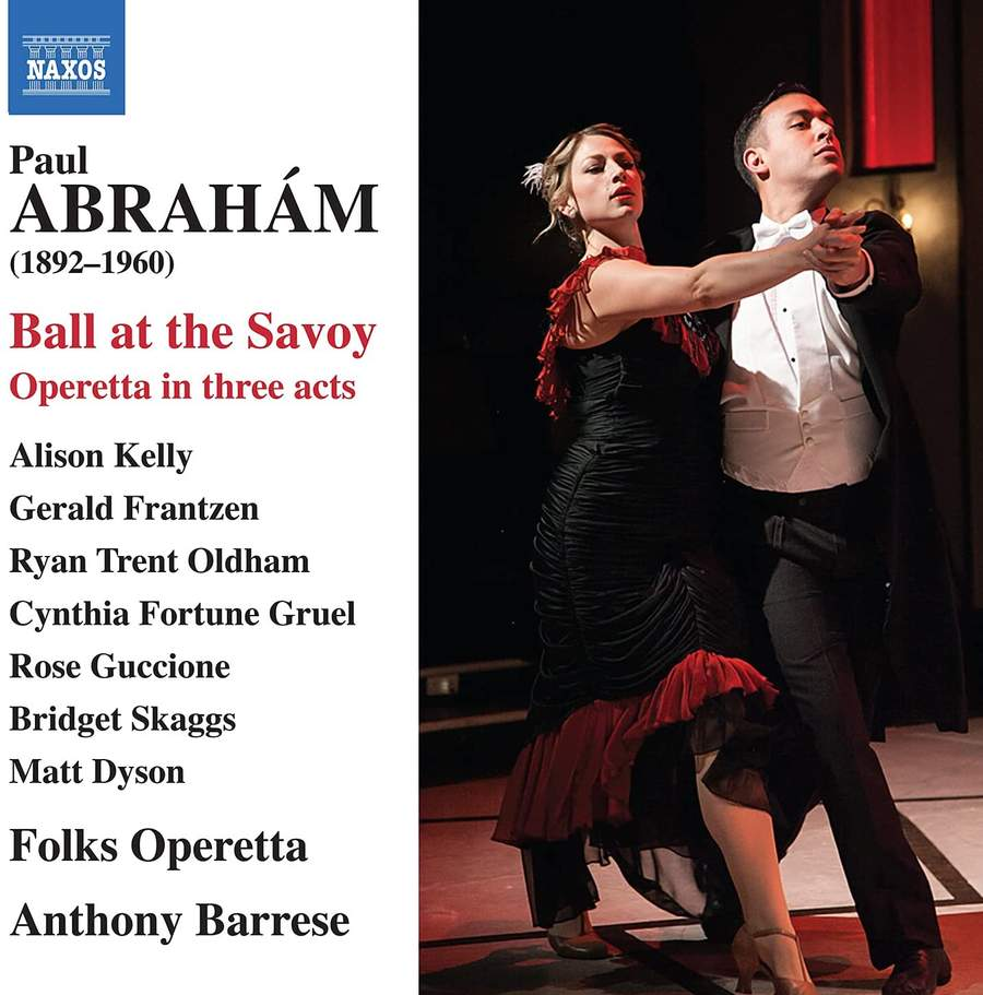 Review of ABRAHÁM Ball at the Savoy