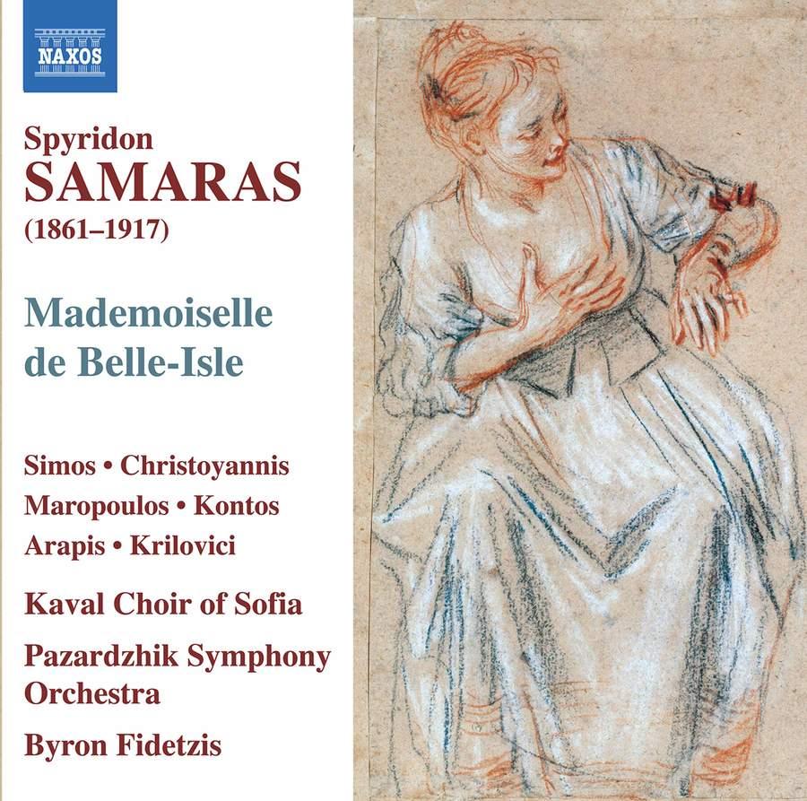 Review of SAMARAS Mademoiselle de Belle-Isle (Fidetzis)