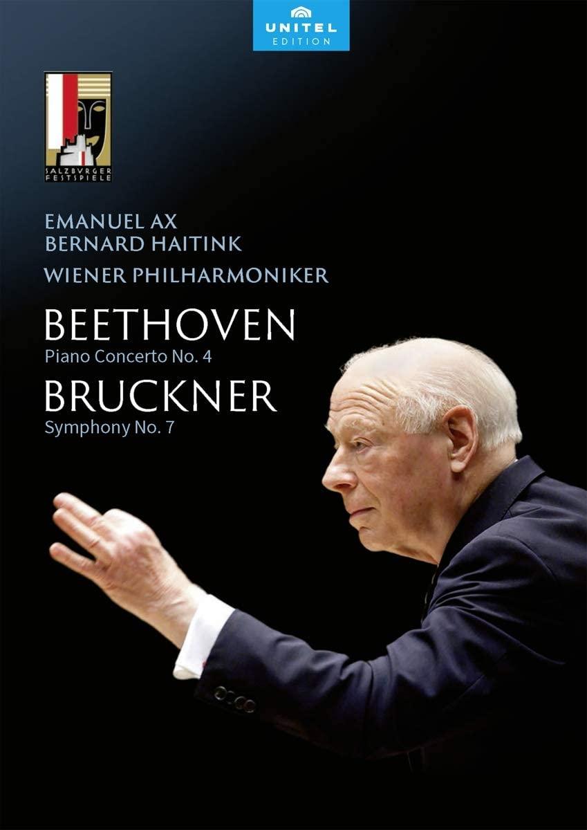 Review of BEETHOVEN Piano Concerto No 4 BRUCKNER Symphony No 7 (Haitink)