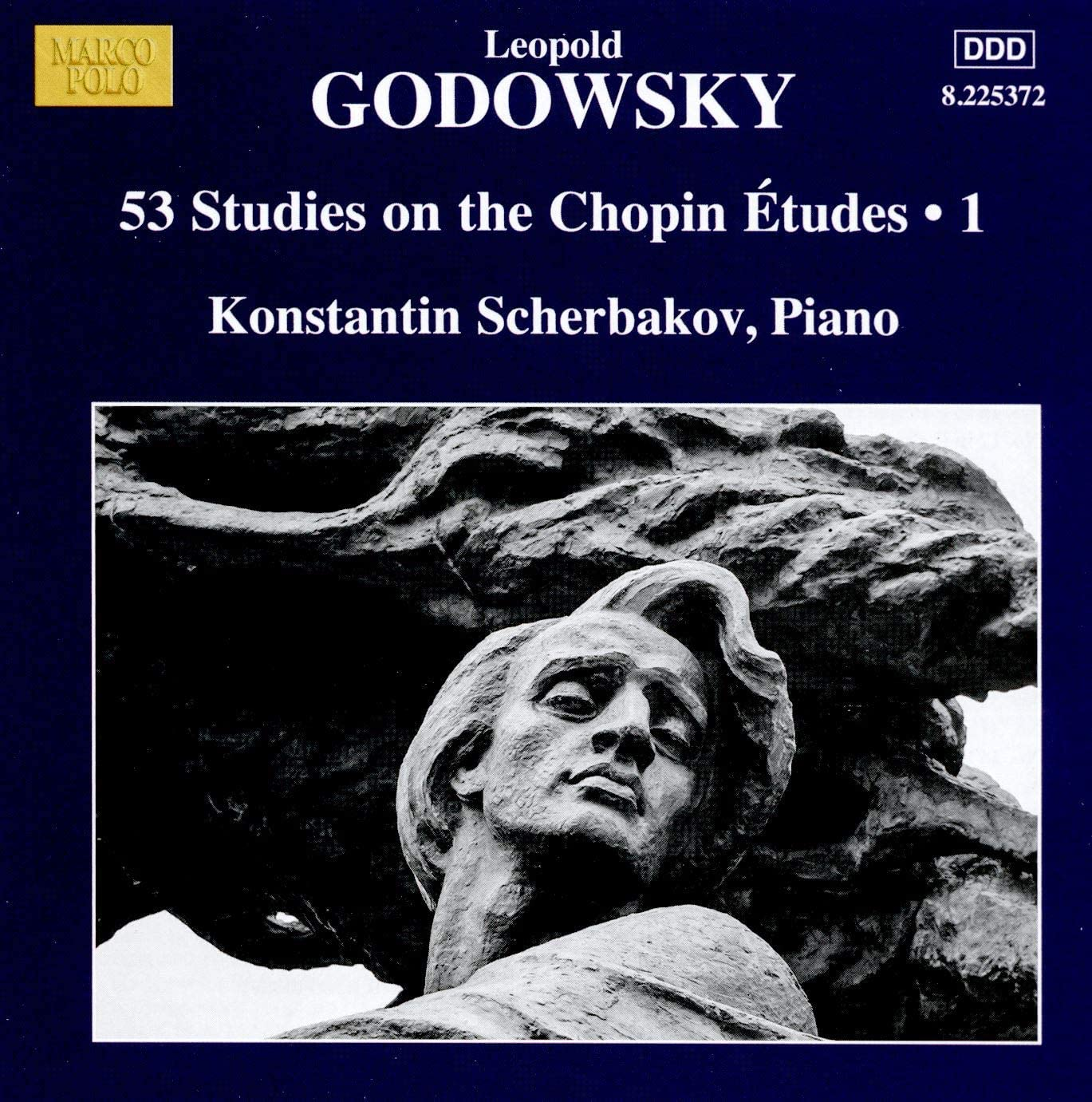 Review of GODOWSKY 53 Studies on the Chopin Études, Vol 1 (Konstantin Scherbakov)