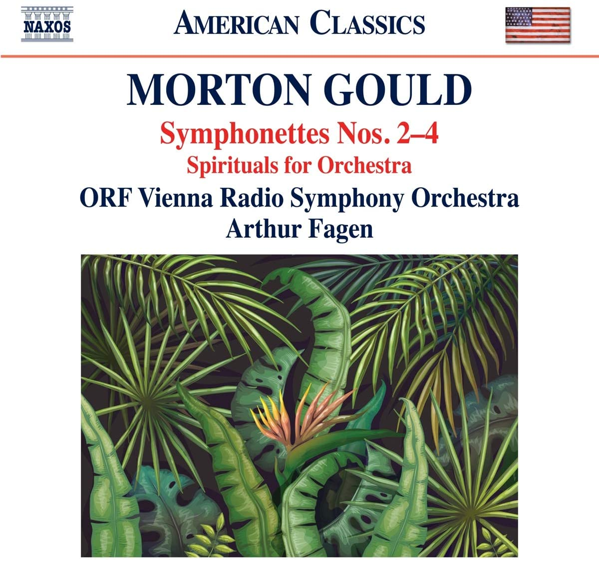 Review of GOULD Symphonettes Nos 2-4. Spirituals for Orchestra (Fagen)