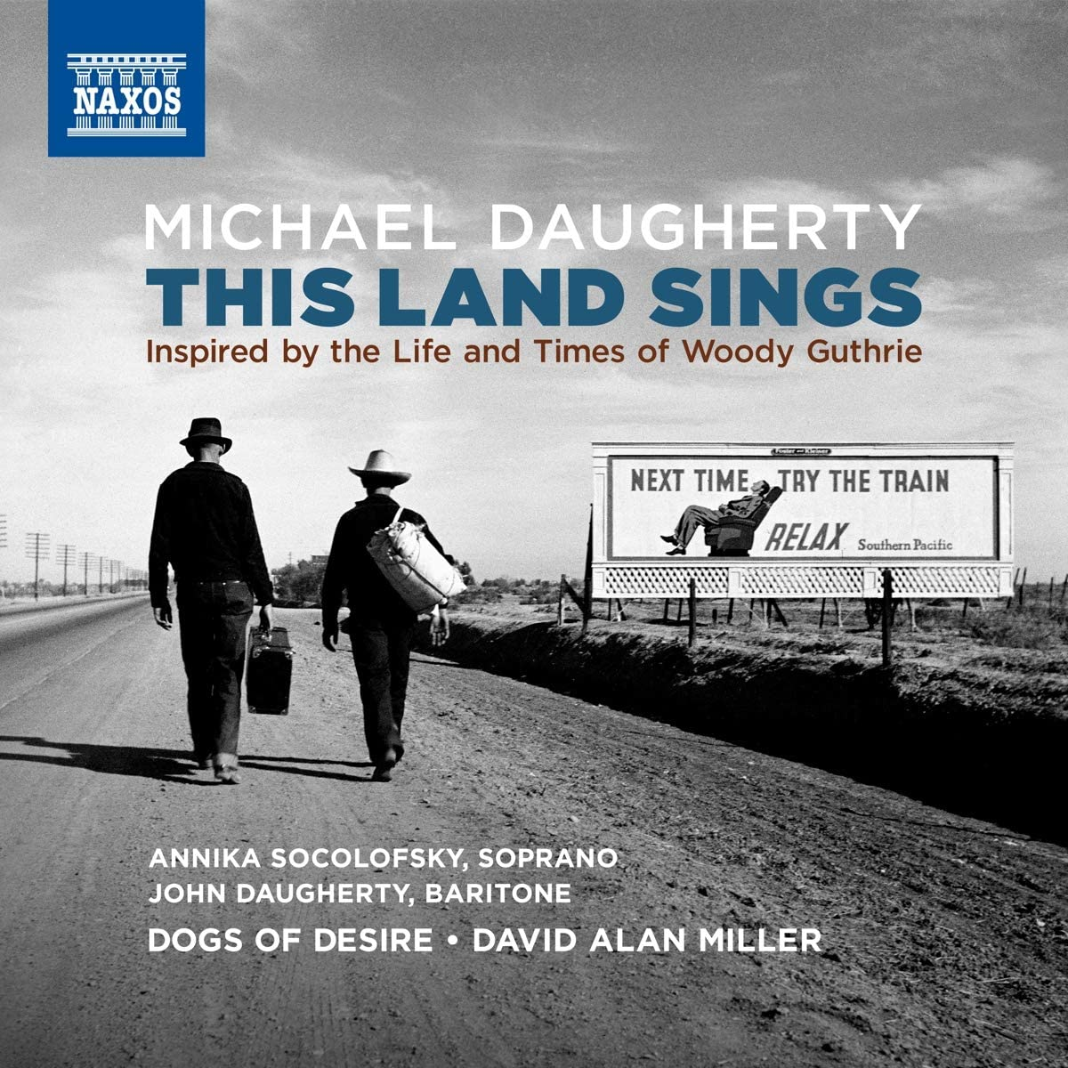 Review of DAUGHERTY This Land Sings (Inspired by the Life and Times of Woody Guthrie)