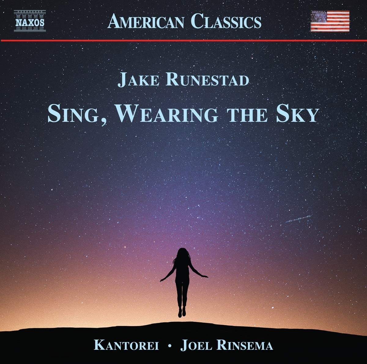 Review of RUNESTAD Sing, Wearing the Sky