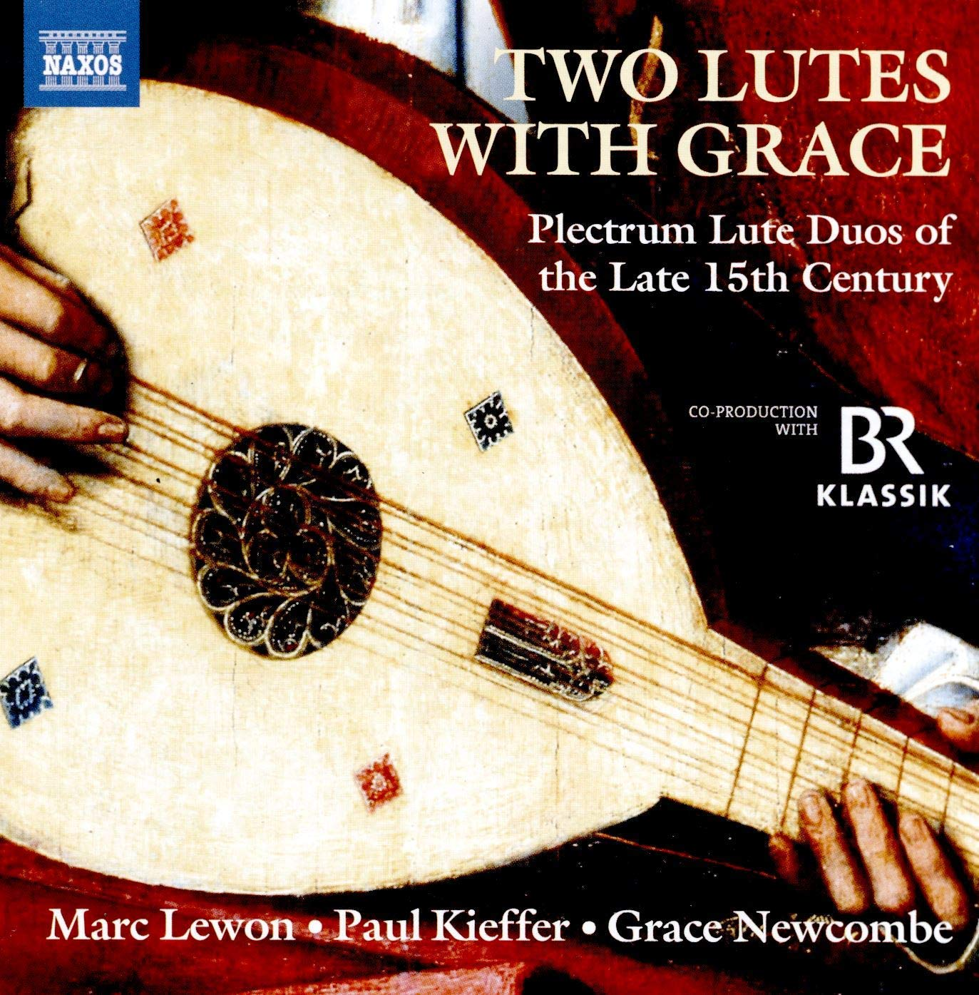 Review of Two Lutes with Grace (Marc Lewon, Paul Kieffer)