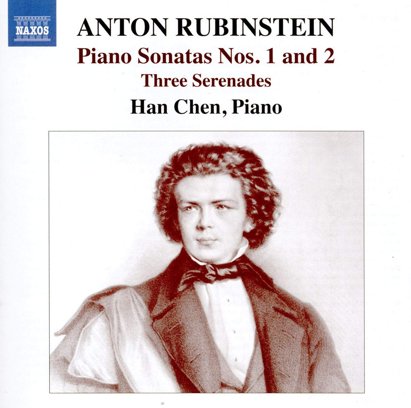 Review of RUBINSTEIN Piano Sonatas 1 & 2 (Han Chen)