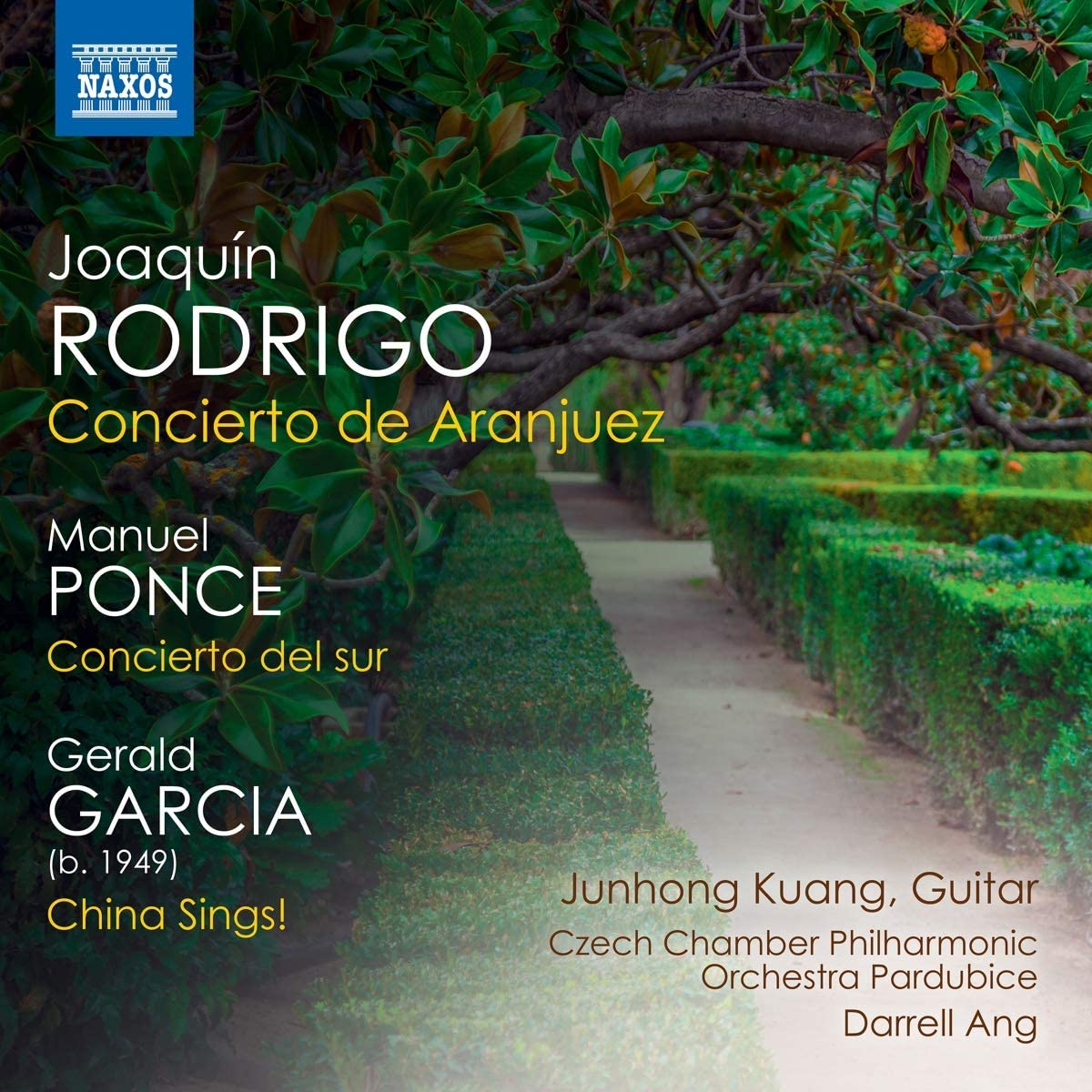 Review of RODRIGO Concierto de Aranjuez (Junhong Kuang)
