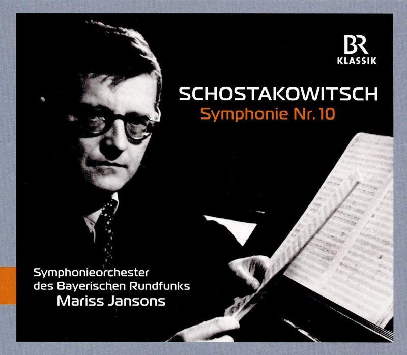 Review of SHOSTAKOVICH Symphony No 10 (Jansons)